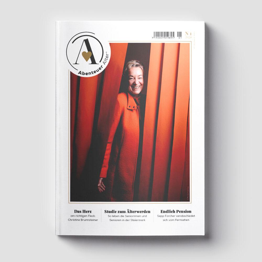 Magazin Abenteuer Alter Ausgabe 1/2020