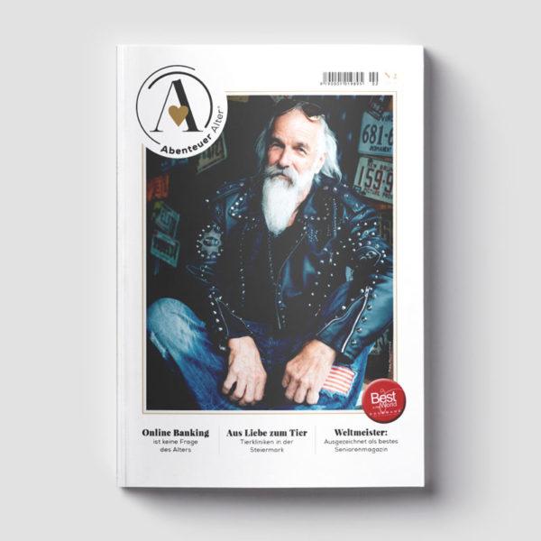 Magazin Abenteuer Alter Ausgabe 2/2019